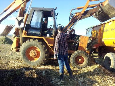heavy machinery vocational training at Beartooth Men's Rehab
