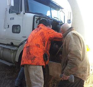 Mechanics vocational training at Beartooth Men's Rehab